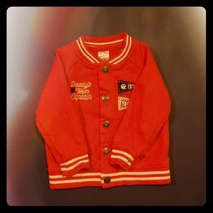 Toddler Varsity jacket